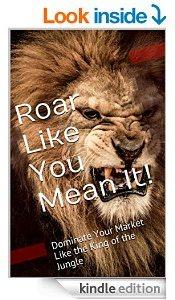 Roar Like You Mean It - Book Cover