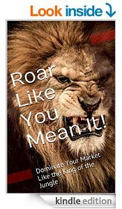 Roar Like You Mean It - Book Cover